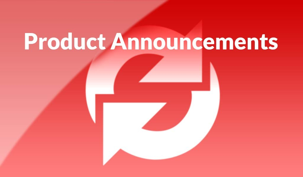 Product-Announcements